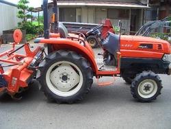クボタトラクター KL230