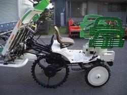 ヤンマー田植機 VP-1AF  4条植え 施肥機付